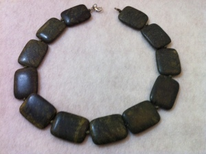 The Original Moss Agate necklace